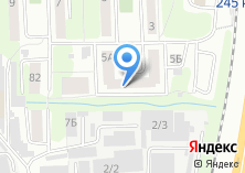 Компания «Триколор74» на карте