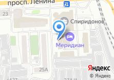 Компания «НТВ Плюс» на карте