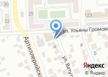 Компания «Челябинск» на карте