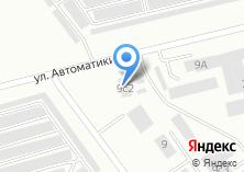 Компания «Южно-Уральский арматурный завод» на карте