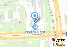 Компания «Шевченко» на карте