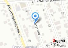 Компания «Леднекс» на карте