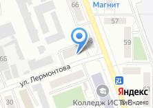 Компания «Адвокат Ермакова А.Л.» на карте