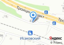 Компания «Восточная кухня» на карте