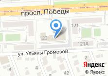 Компания «Отдел полиции №6 Управления МВД по г. Челябинску» на карте
