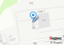 Компания «Южно-Уральский Центр сертификации» на карте