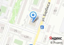 Компания «Челябинское нефтепроводное управление» на карте