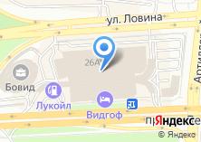 Компания «Манго Телеком» на карте