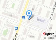 Компания «Томаг» на карте