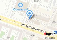 Компания «Барьер-Челябинск» на карте