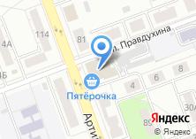 Компания «КП-Строй» на карте