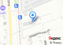 Компания «Vorotamania.ru» на карте