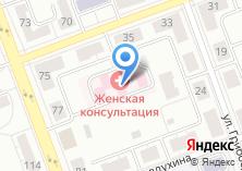 Компания «Городская клиническая больница №8» на карте