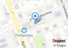 Компания «Юлия мебельная компания» на карте
