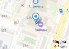 Компания «Служба» на карте
