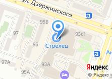 Компания «Желдорэкспедиция Уральская транспортная компания» на карте