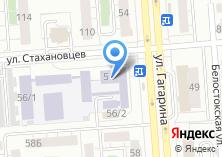 Компания «ЮТСК» на карте