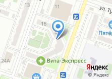 Компания «Градострой» на карте