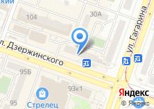 Компания «Megatech» на карте