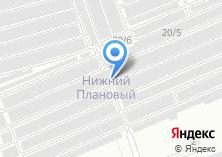 Компания «DD-авто» на карте