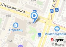 Компания «Аптека КЛАССИКА» на карте