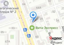 Компания «33 Букета» на карте