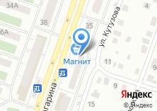 Компания «Оконный мастер» на карте