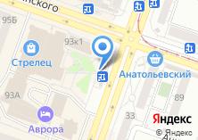 Компания «Русский Аппетит» на карте