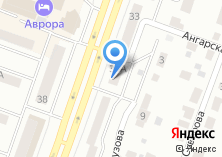 Компания «Сагита-М» на карте