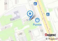Компания «Юмак» на карте
