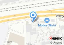 Компания «ЭТК» на карте