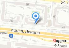 Компания «Магазин автозвука на проспекте Ленина» на карте