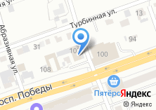 Компания «АвтоСкан-Урал» на карте