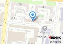 Компания «ПромТорг» на карте