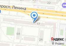 Компания «Госпитализация и перевозка больных по россии» на карте