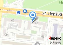 Компания «НоРеТрейд» на карте