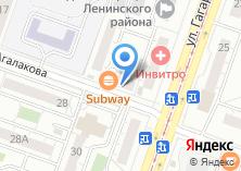 Компания «Абезком» на карте