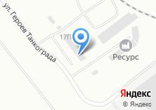 Компания «Челябметаллургстрой» на карте
