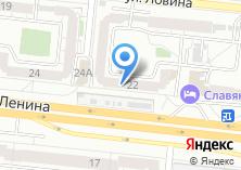 Компания «ВЕРЕС ТУР» на карте