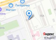 Компания «Уральский умелец» на карте