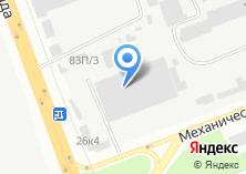 Компания «Альвес» на карте