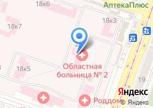 Компания «Банкомат БАНК УРАЛСИБ» на карте