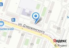 Компания «Фабрика камня» на карте