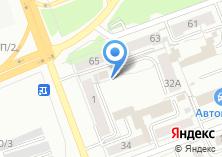 Компания «Автомойка №5» на карте