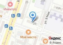 Компания «Клининговая компания *уборка-лидер*» на карте