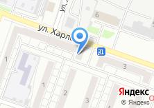 Компания «Гудзон-АВТО автокомплекс» на карте