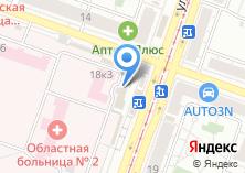 Компания «Печенюшкин» на карте