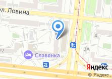 Компания «Сеть фотосалонов» на карте