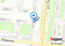 Компания «Пивной дворик» на карте
