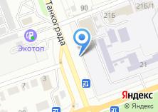 Компания «Цветочный дворик» на карте
